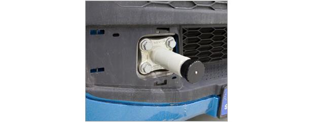 JOSAM – Nye frontadapter til lastbiler og busser